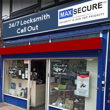 Locksmith store in Kingsbury